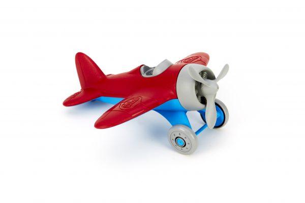 Green Toys Αγόρι 12-24 μηνών, 2-3 ετών Green Toys: Αεροπλάνο Κόκκινο AIRB-1027