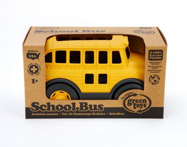 Green Toys: Σχολικό Λεωφορείο SCHY-1009 Green Toys Αγόρι, Κορίτσι 12-24 μηνών, 2-3 ετών
