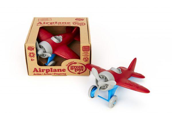 Green Toys: Αεροπλάνο Κόκκινο AIRB-1027  Αγόρι 12-24 μηνών, 2-3 ετών Green Toys