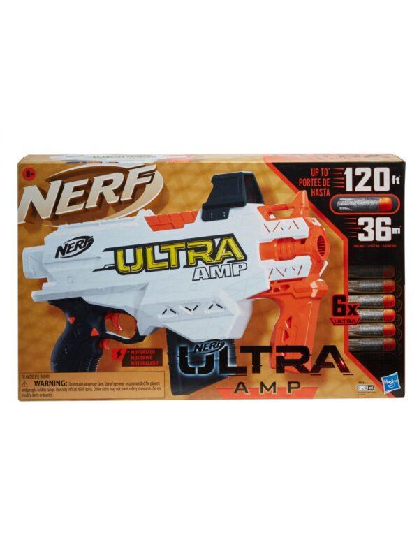Nerf Ultransformers Amp F0954  Αγόρι 4-5 ετών, 5-7 ετών NERF