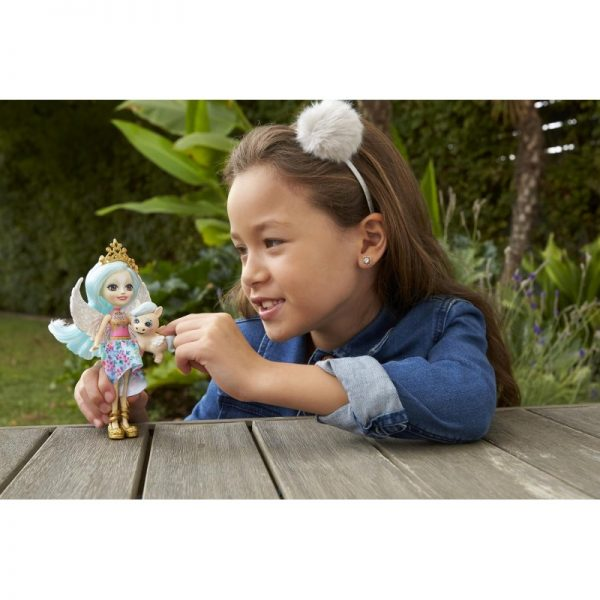 Enchantimals Royals - Πήγασος GYJ03  Κορίτσι 4-5 ετών, 5-7 ετών Enchantimals