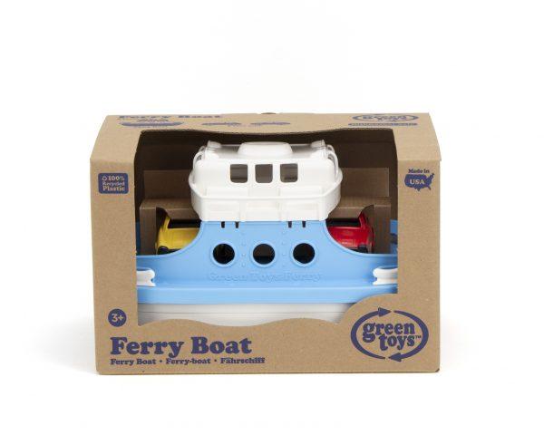 Green Toys: Φέρι Μποτ με Αυτοκίνητα FRBA-1038 Green Toys Αγόρι 3-4 ετών, 4-5 ετών