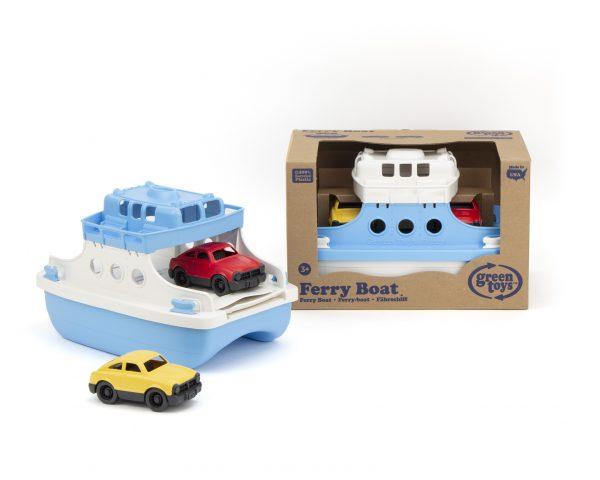 Green Toys: Φέρι Μποτ με Αυτοκίνητα FRBA-1038 Αγόρι 3-4 ετών, 4-5 ετών  Green Toys