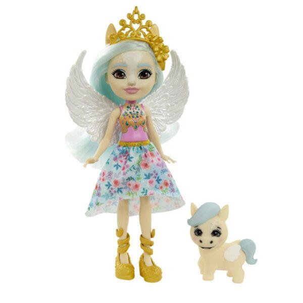 Enchantimals Royals - Πήγασος GYJ03 Enchantimals Κορίτσι 4-5 ετών, 5-7 ετών