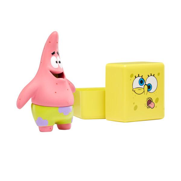 SpongeBob Φιγούρες με Slime 5εκ. 690200 4-5 ετών, 5-7 ετών Αγόρι, Κορίτσι SpongeBob