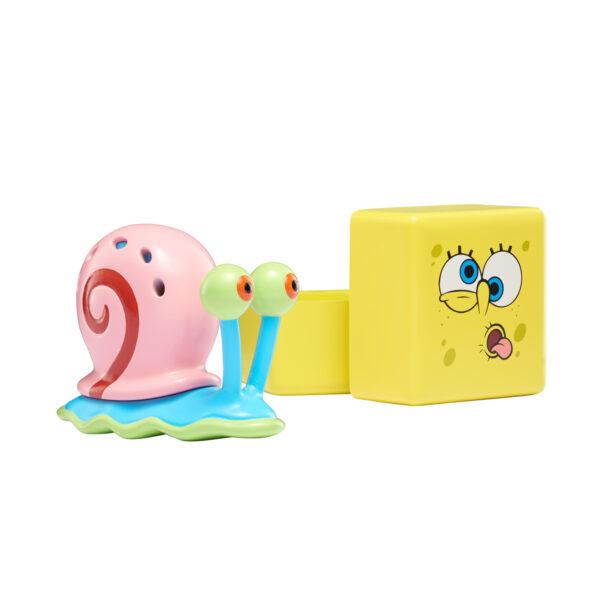 SpongeBob SpongeBob Φιγούρες με Slime 5εκ. 690200 4-5 ετών, 5-7 ετών Αγόρι, Κορίτσι