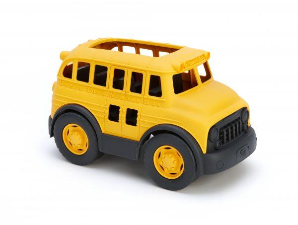 Green Toys: Σχολικό Λεωφορείο SCHY-1009 12-24 μηνών, 2-3 ετών Αγόρι, Κορίτσι Green Toys