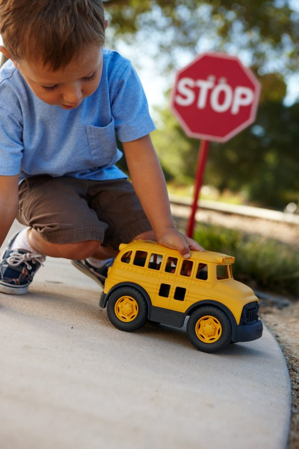 Green Toys Green Toys: Σχολικό Λεωφορείο SCHY-1009 12-24 μηνών, 2-3 ετών Αγόρι, Κορίτσι