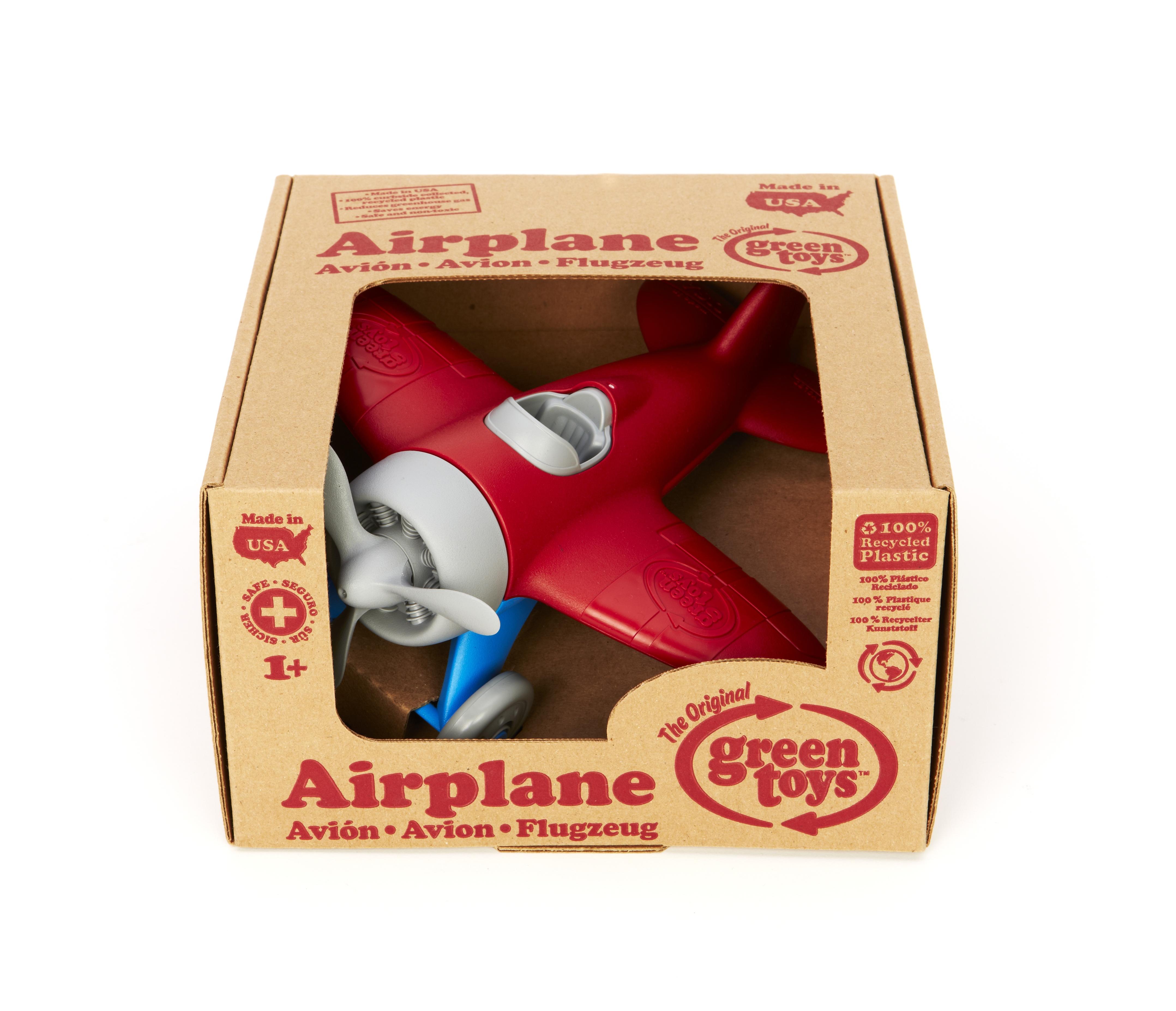 Green Toys: Αεροπλάνο Κόκκινο AIRB-1027 Green Toys Αγόρι 12-24 μηνών, 2-3 ετών