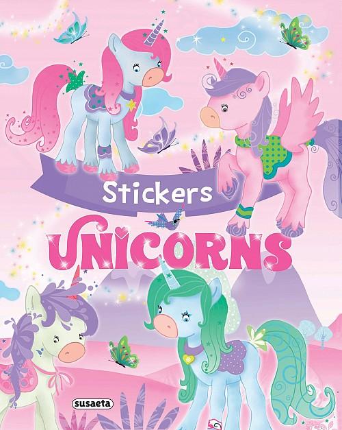 Susaeta unicorns stickers 1789 Susaeta Αγόρι, Κορίτσι 5-7 ετών, 7-12 ετών