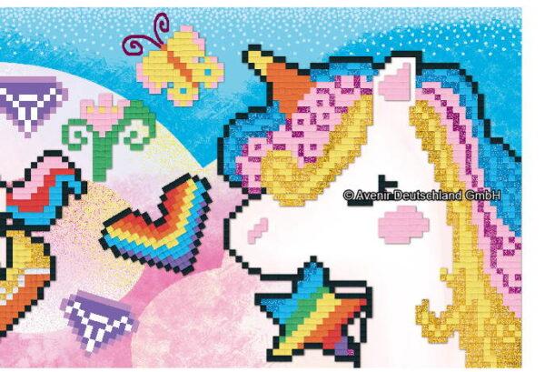 Avenir Pixelation Unicor  Κορίτσι 5-7 ετών, 7-12 ετών Avenir