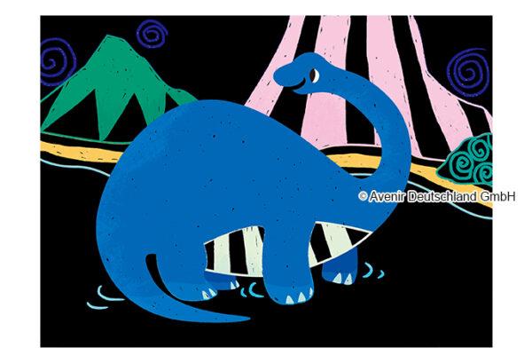 Avenir Κορίτσι 3-4 ετών, 4-5 ετών Avenir Scratch Junior Dinosaur