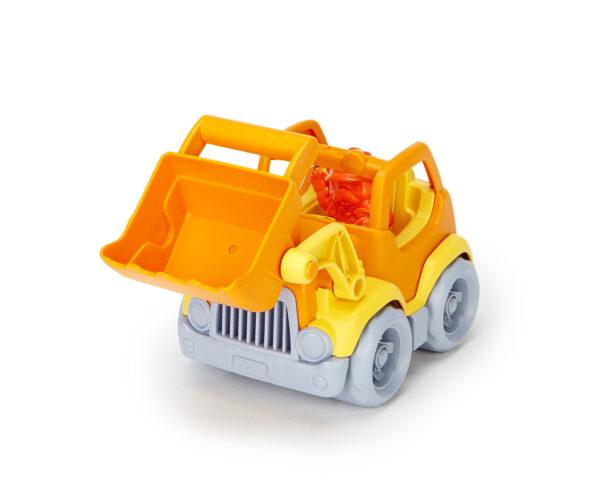 Green Toys  Green Toys: Εκσκαφέας Φορτηγό Πορτοκαλί/Κίτρινο CSCO-1106 Αγόρι 2-3 ετών, 3-4 ετών
