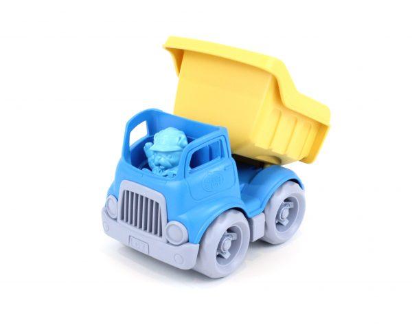 Green Toys  Green Toys: Ανατρεπόμενο Φορτηγό Μπλε/Κίτρινο CDPB-1262 Αγόρι 2-3 ετών, 3-4 ετών