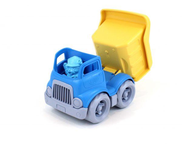 Green Toys Αγόρι 2-3 ετών, 3-4 ετών Green Toys: Ανατρεπόμενο Φορτηγό Μπλε/Κίτρινο CDPB-1262
