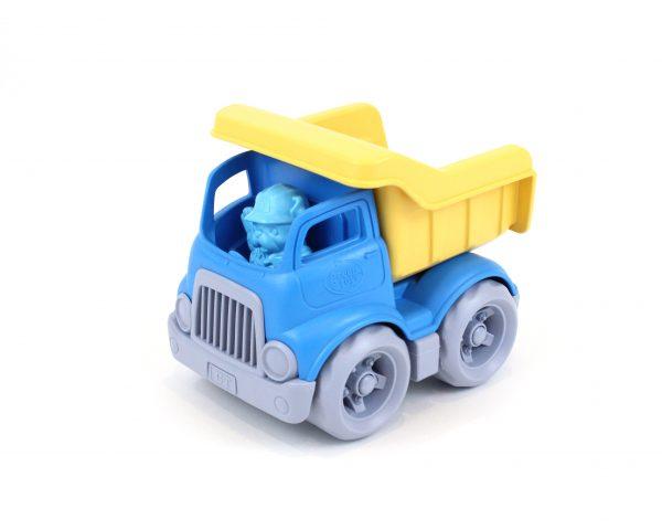Green Toys: Ανατρεπόμενο Φορτηγό Μπλε/Κίτρινο CDPB-1262 Αγόρι 2-3 ετών, 3-4 ετών  Green Toys