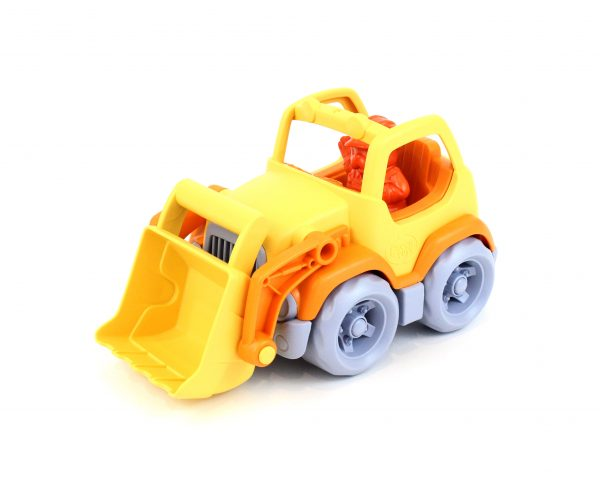 Green Toys Green Toys: Εκσκαφέας Φορτηγό Πορτοκαλί/Κίτρινο CSCO-1106 2-3 ετών, 3-4 ετών Αγόρι