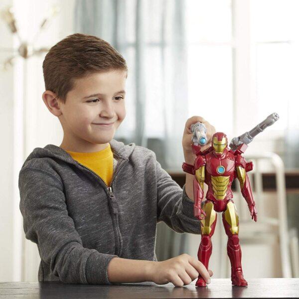 Marvel Avengers Titan Hero Innovation Iron Man 30 Cm E7380 4-5 ετών, 5-7 ετών, 7-12 ετών Αγόρι Avengers Avengers