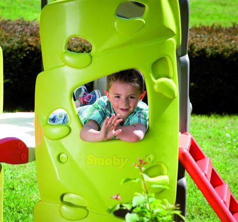 SMOBY Αγόρι, Κορίτσι 3-4 ετών, 4-5 ετών, 5-7 ετών Smoby Πύργος Αναρρίχησης