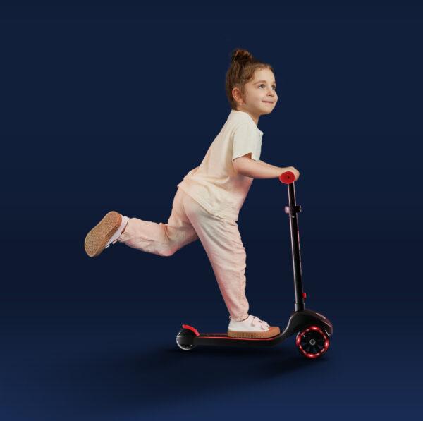 Q Play  QPlay Future Scooter Πατίνι Κόκκινο 01-1212056-01 Αγόρι, Κορίτσι 3-4 ετών, 4-5 ετών