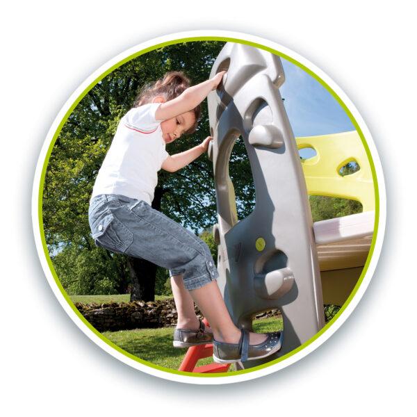 Smoby Πύργος Αναρρίχησης Αγόρι, Κορίτσι 3-4 ετών, 4-5 ετών, 5-7 ετών  SMOBY