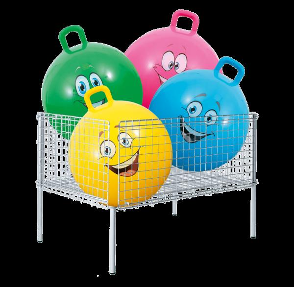 Sun & Sport Bouncy Ball 1τμχ PRG00229 4 Χρώματα Sun & Sport Αγόρι, Κορίτσι 5-7 ετών, 7-12 ετών