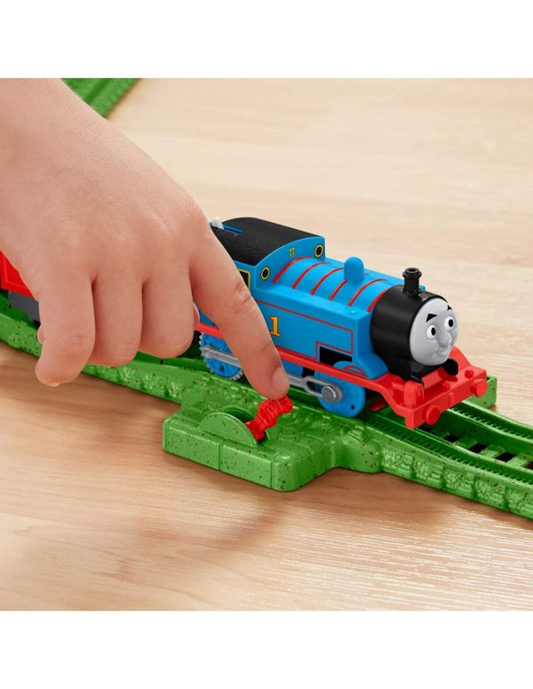 Fisher-Price Thomas And Friends 3-In-1 Package Pickup Διαδρομές GPD88  Αγόρι, Κορίτσι 3-4 ετών, 4-5 ετών Fisher-Price