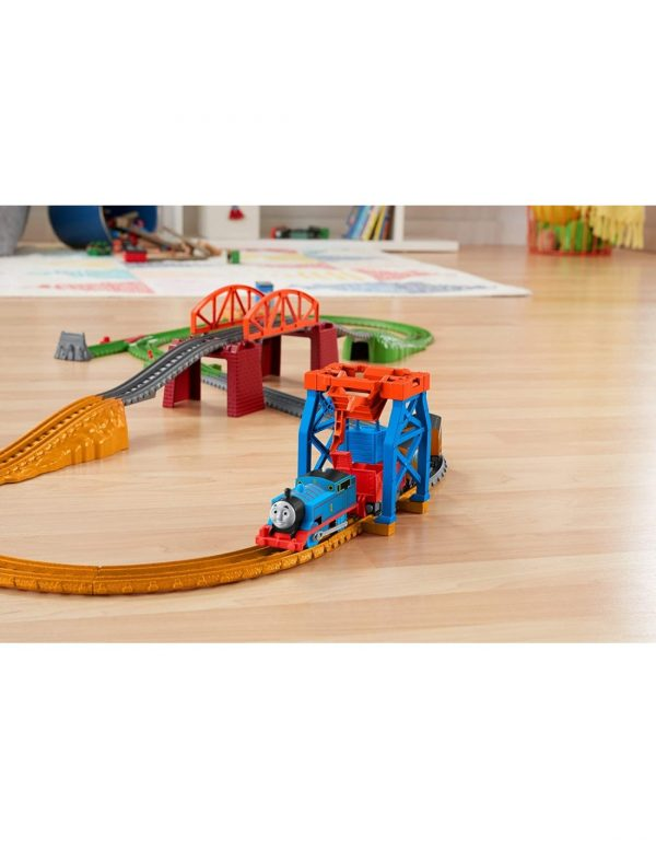 Fisher-Price  Fisher-Price Thomas And Friends 3-In-1 Package Pickup Διαδρομές GPD88 Αγόρι, Κορίτσι 3-4 ετών, 4-5 ετών
