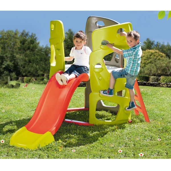 Smoby Πύργος Αναρρίχησης SMOBY Αγόρι, Κορίτσι 3-4 ετών, 4-5 ετών, 5-7 ετών
