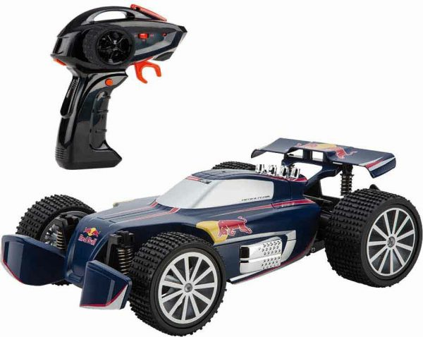 Carrera R/C Car: 2.4GHz Red Bull NX1 (1:16) 370162121  Αγόρι 3-4 ετών, 4-5 ετών, 5-7 ετών Carrera