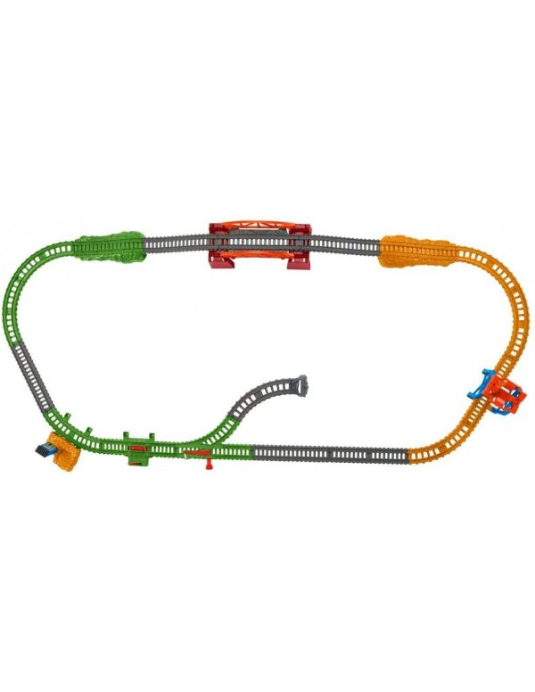 Fisher-Price Αγόρι, Κορίτσι 3-4 ετών, 4-5 ετών Fisher-Price Thomas And Friends 3-In-1 Package Pickup Διαδρομές GPD88