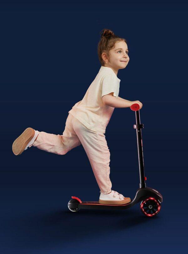 QPlay Future Scooter Πατίνι Μπλε 01-1212056-03  Αγόρι, Κορίτσι 3-4 ετών, 4-5 ετών Q Play