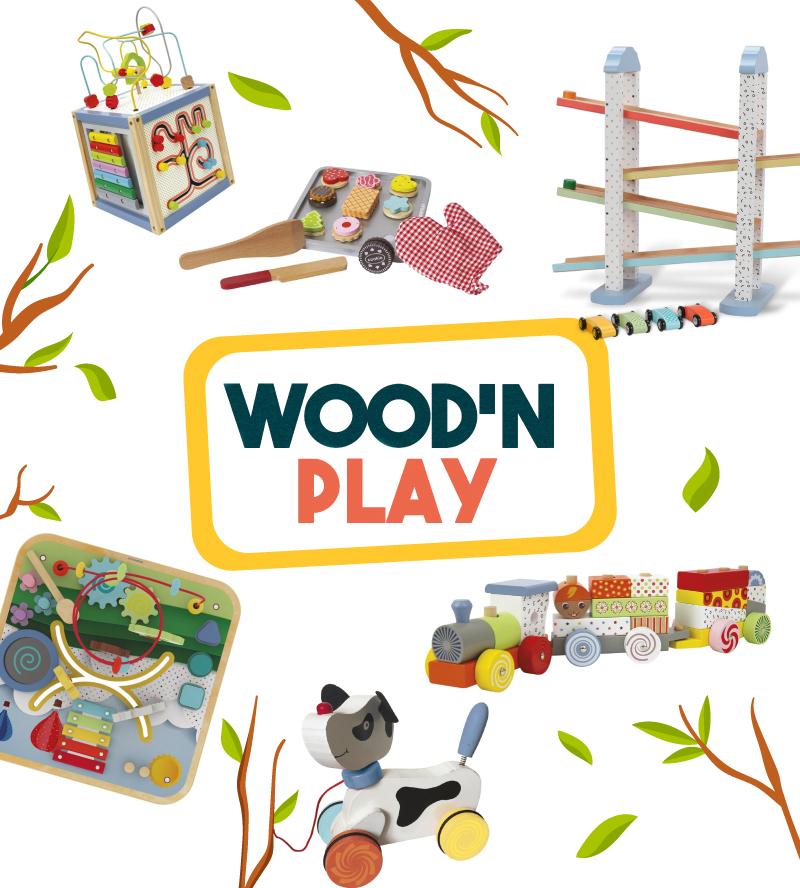 wood n play new line