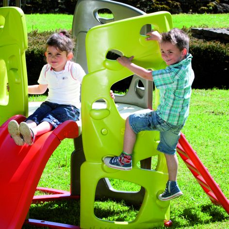 SMOBY  Smoby Πύργος Αναρρίχησης Αγόρι, Κορίτσι 3-4 ετών, 4-5 ετών, 5-7 ετών