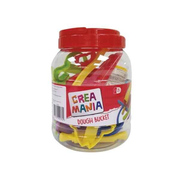 Creamania Βάζο Πλαστελίνης RDF00076 Creamania Αγόρι, Κορίτσι 3-4 ετών, 4-5 ετών, 5-7 ετών