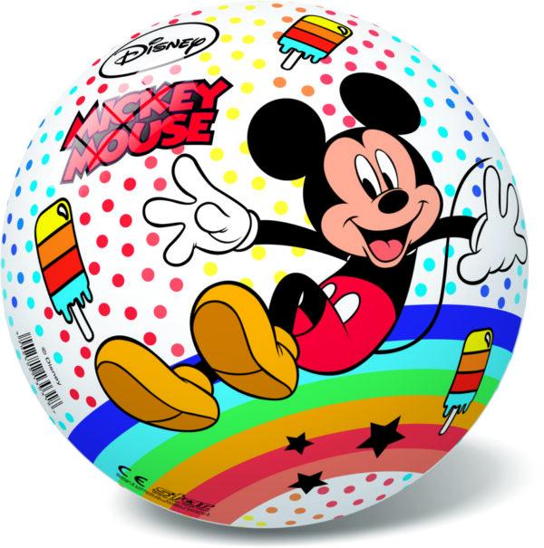 Star Μπάλα Disney Mickey Rainbow 14cm ball 12/3032 Star Αγόρι 3-4 ετών, 4-5 ετών, 5-7 ετών Disney