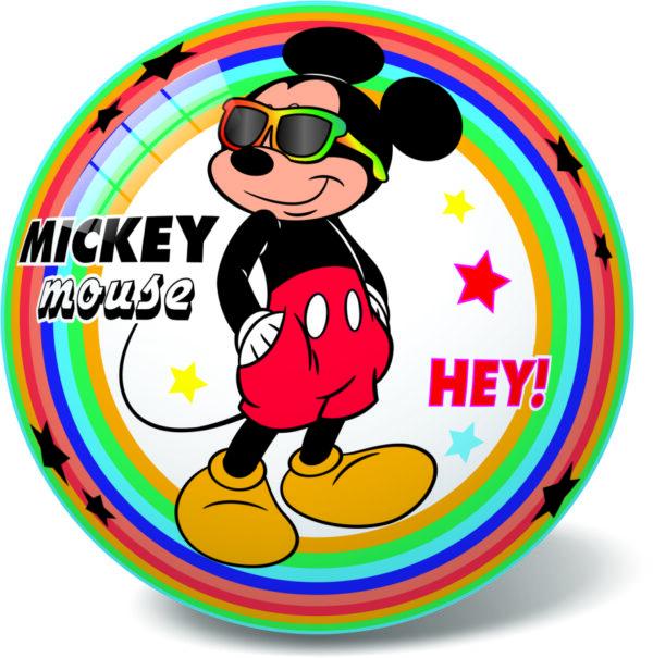 Star Μπάλα Disney Mickey Rainbow 14cm ball 12/3032 Disney Αγόρι 3-4 ετών, 4-5 ετών, 5-7 ετών Star