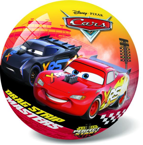Star Μπάλα Disney Cars xrs 14cm 12/3034 Star Αγόρι 3-4 ετών, 4-5 ετών, 5-7 ετών Cars