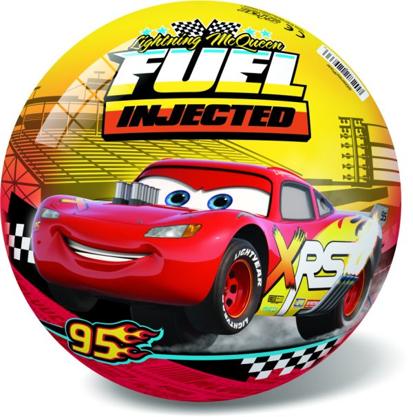 Star Μπάλα Disney Cars xrs 14cm 12/3034 Cars Αγόρι 3-4 ετών, 4-5 ετών, 5-7 ετών Star