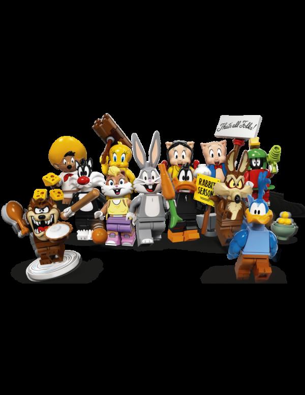 LEGO, LEGO Minifigures  LEGO Minifigures Looney Tunes 71030 Αγόρι, Κορίτσι 5-7 ετών, 7-12 ετών