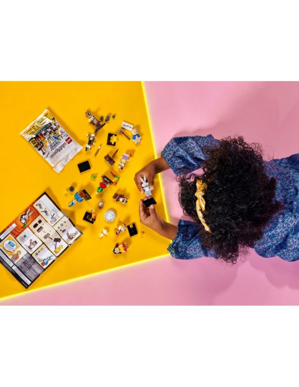 LEGO, LEGO Minifigures Αγόρι, Κορίτσι 5-7 ετών, 7-12 ετών LEGO Minifigures Looney Tunes 71030