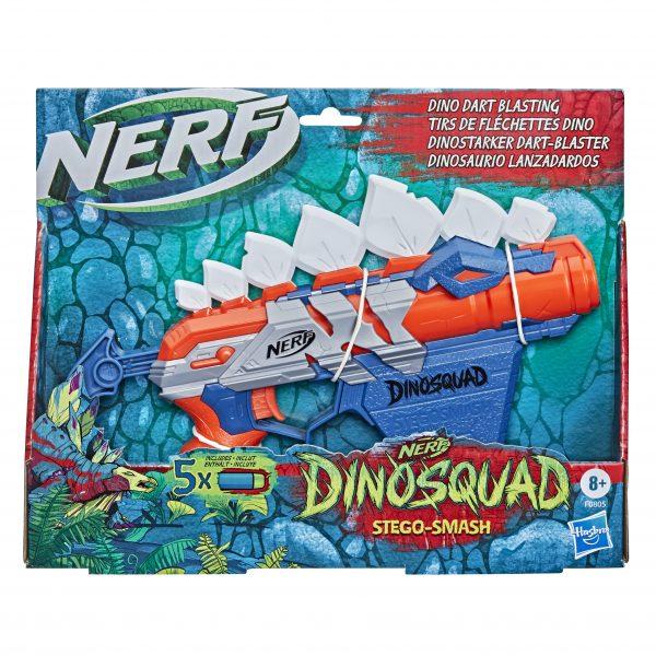 Nerf DinoSquad Stegosmash F0805  Αγόρι 12 ετών +, 7-12 ετών NERF