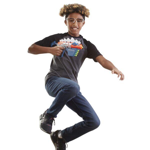 NERF Αγόρι 12 ετών +, 7-12 ετών Nerf DinoSquad Stegosmash F0805