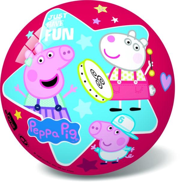 Star Μπάλα Peppa pig ball 23cm (fun) 29/3055 Star Αγόρι, Κορίτσι 3-4 ετών, 4-5 ετών, 5-7 ετών Peppa Pig