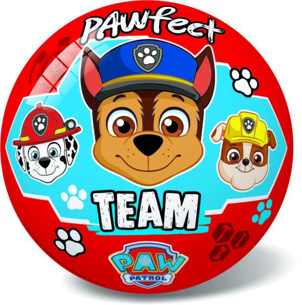 Star Μπάλα Paw patrol red 23cm 30/2919 Star Αγόρι, Κορίτσι 3-4 ετών, 4-5 ετών, 5-7 ετών Paw Patrol
