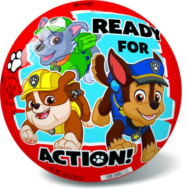 Star Μπάλα Paw patrol red 23cm 30/2919 Paw Patrol Αγόρι, Κορίτσι 3-4 ετών, 4-5 ετών, 5-7 ετών Star