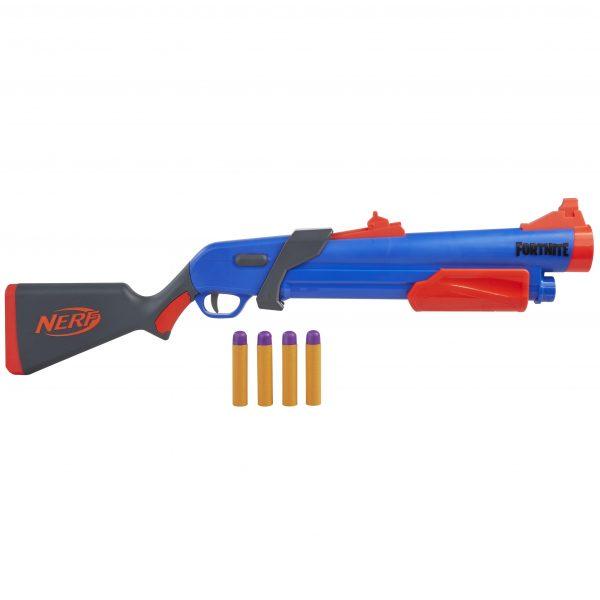 Nerf Fortnite Pumb Sg  F0318 Fortnite Αγόρι 12 ετών +, 7-12 ετών NERF