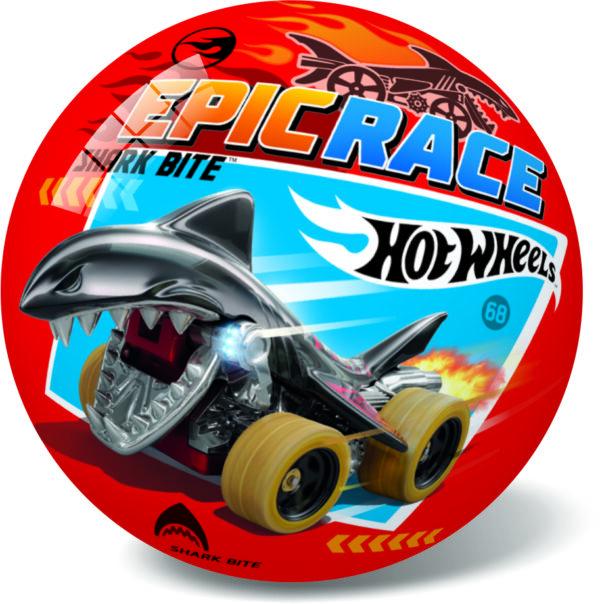 Star Μπάλα Hot wheels 14cm ball 19/3104 Star Αγόρι 3-4 ετών, 4-5 ετών, 5-7 ετών Hot Wheels