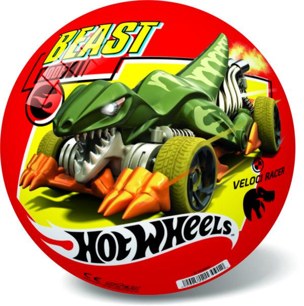 Star Μπάλα Hot wheels 14cm ball 19/3104 Hot Wheels Αγόρι 3-4 ετών, 4-5 ετών, 5-7 ετών Star