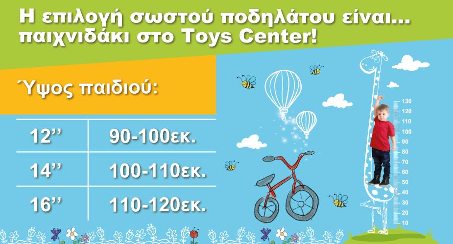 Sun & Sport Lovely Ποδήλατο Girl 16″